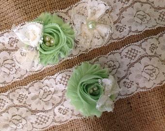 green garter