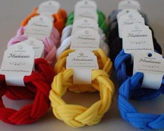 Party Favor Fabric Bracelets 20 Count