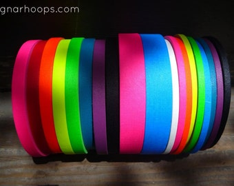 Grip Tape Gaffers Various Colors ~ Hula Hoop Tape for Grip and Design on Hula Hoop