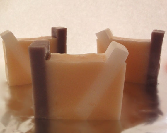 Almond Biscotti Soap - Fall Soap - Glycerin Soap - Sweet Almond Soap - Seasonal Soap