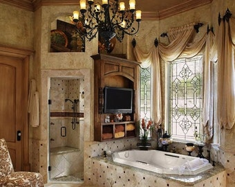 Window curtains - Custom made - window curtains - window valances - window curtain panels - interior design