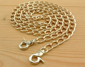 READ Description bEFORE ordering, ADD on oNLY, Gold Purse Chain, Only for purchase with a Clutch
