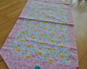 Bunnies, Chicks and Jelly Bean Table Runner