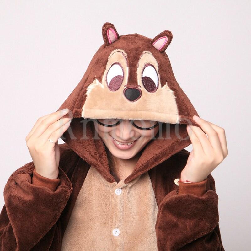 Kigurumi Chipmunk Costume