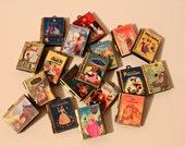 Disney Book Lockets