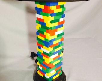 LEGO® Lamp - Multicolored Rainbow