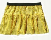 Yellow Belle Running Skirt