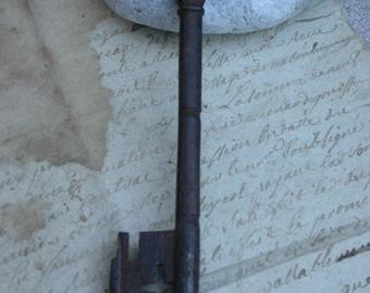 French antique 18th century rare door key castle door key for 18th key of the door