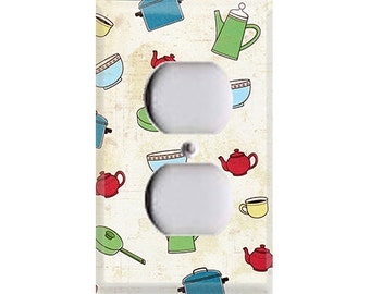 Pots and Pans Outlet Cover