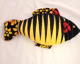 Tiger, Stuffed Fish