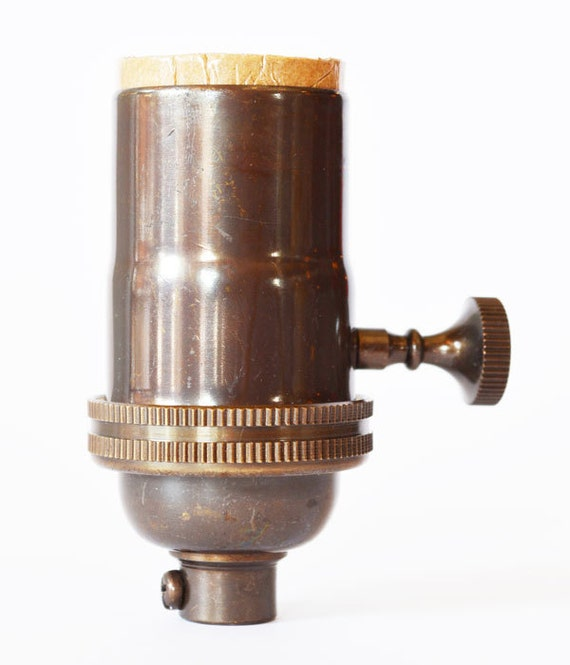 Electrical Lamp Socket Light Socket Oil-Rubbed Bronze