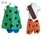 Pebbles and Bamm Bamm Costume Coordinates [ALSHSHPB]