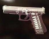 Glock G17  print - ready to fr...
