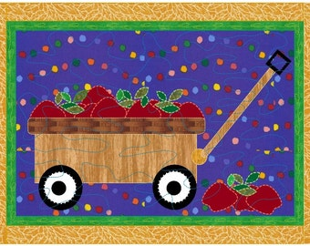 Autumn Placemats Harvest Time