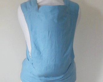 Ready To Ship 100 Linen Baby Carrier Soft By Gracieandsam