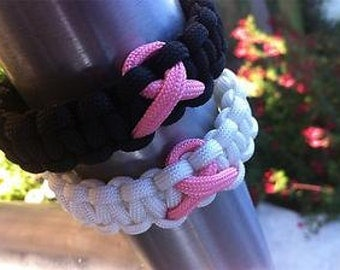 Breast Cancer Awareness Bracelets, Free Shipping