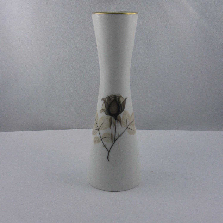 60s Rosenthal Germany Studio Line Small Porcelain Vase Form