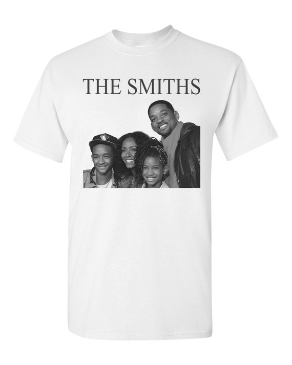The smiths family t shirt