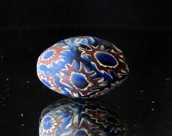 handmade colorful indonesian glass bead (26)