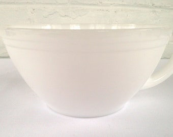 Federal Glass Company Batter Bowl