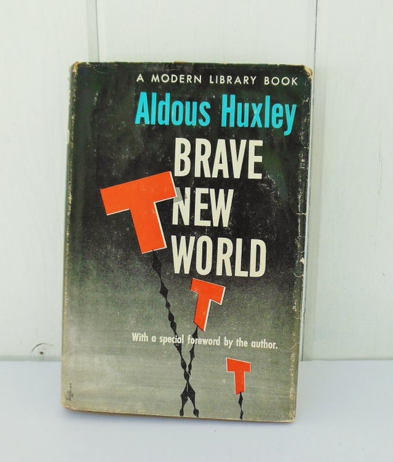the future world in brave new world a science fiction novel by aldous huxley