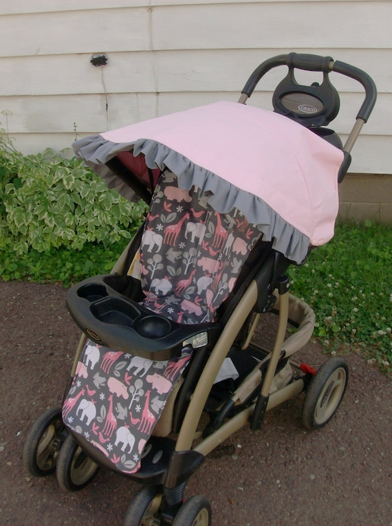 Matching Car Seat And Stroller Covers