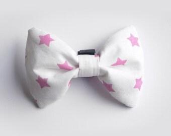 Pipi Dog Bow Tie, Pet Bow Tie, Bowtie, Collar Attachment