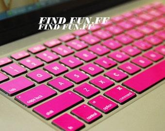 Keyboard protector Keyboard Skin Macbook Keyboard Decal Macbook Pro Macbook Air Sticker apple wireless keyboard fensejianbian