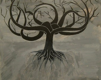 The Tree of Death painting