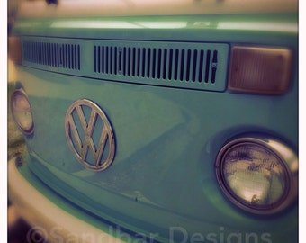 Mermaid VW bus