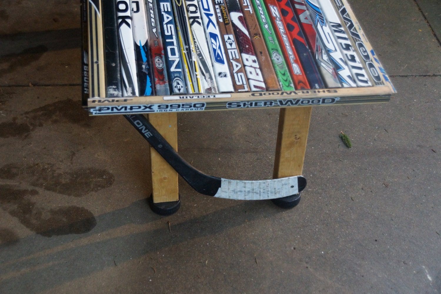 Hockey Twig Coffee Table