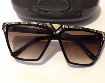 Rare Vintage Laura Biagiotti Made In Italy Sunglasses