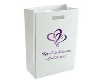 Favor Tote Box~50 Choose Your Design