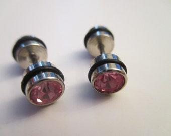 Fake plug 6mm