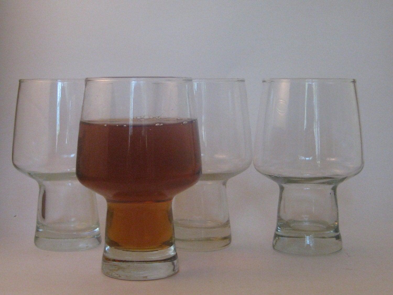Vintage Beer Glasses 7