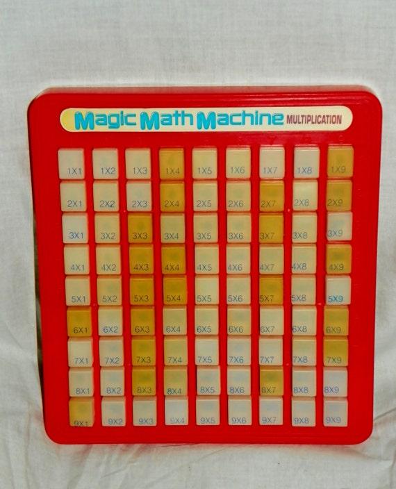 math machine
