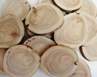 Wood Slices, Tree Slices, Rustic Wedding Decor, DIY, Woodwork Supplie, Woodworking, Coasters, Nature Decor