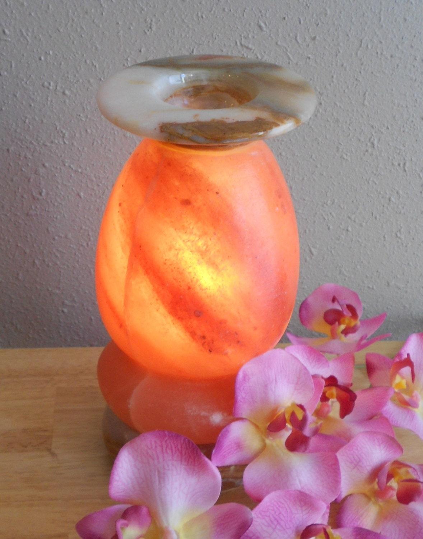Salt Lamp Essential Oil Diffuser : Item Details