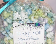 Custom Popcorn Favors (Qty 30)
