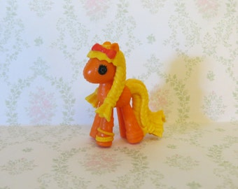 Pony Pendant-Princess-Lalaloopsy-Chunky Bead Necklace-Supplies-Wholesale-Carousel Horse