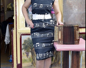 """Dress """"Jazz"""" without sleeves"""