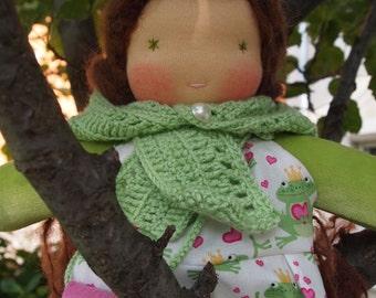 Inka Handmade Waldorf Doll 30cm (12in)