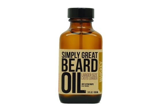WHISKEY Simply Great Beard Oil
