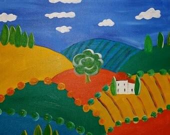 Tennessee Farm Folk Art