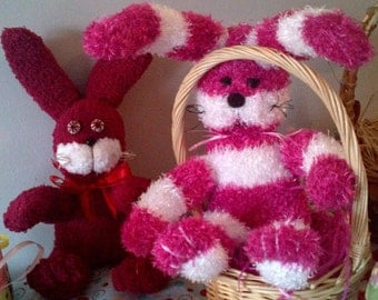 Handmade Easter Bunnies made to order