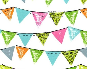 Party Bunting - by Michael Miller- 1 yard