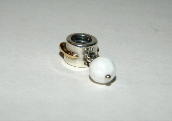 retired authentic pandora golf and 14k by