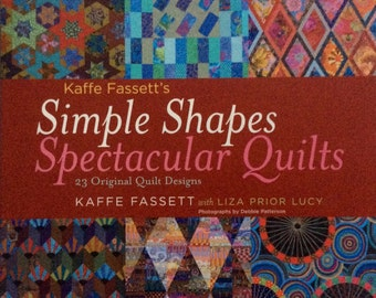 Simple Shapes Spectacular- Kaffe Fassett