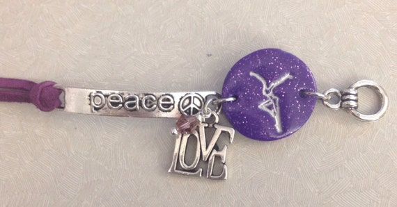 dave matthews band firedancer bracelet with peace by
