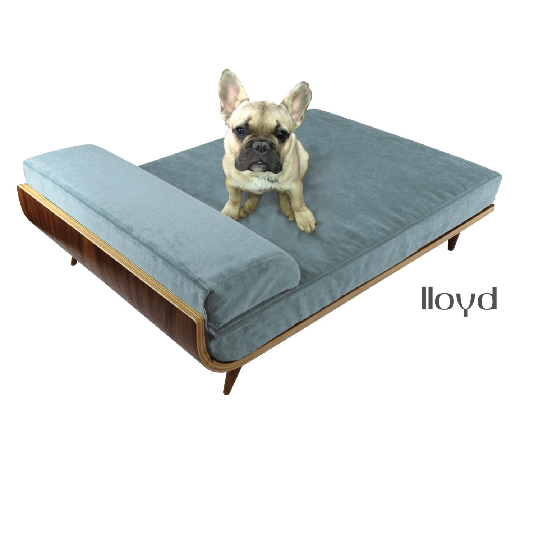 Lloyd Mid Century Modern Dog Bed